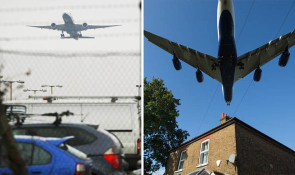 Noise complaints at Heathrow are falling