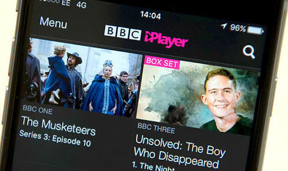 TV shows available abroad: BBC, Channel 4, ITV, Sky, NOW ...