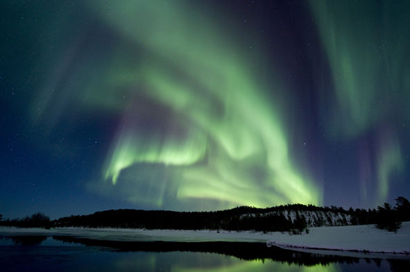 Fairbanks Northern Lights