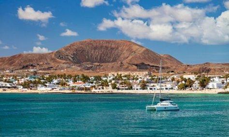November holidays: Fuerteventura