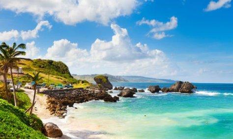 November holidays: Barbados island