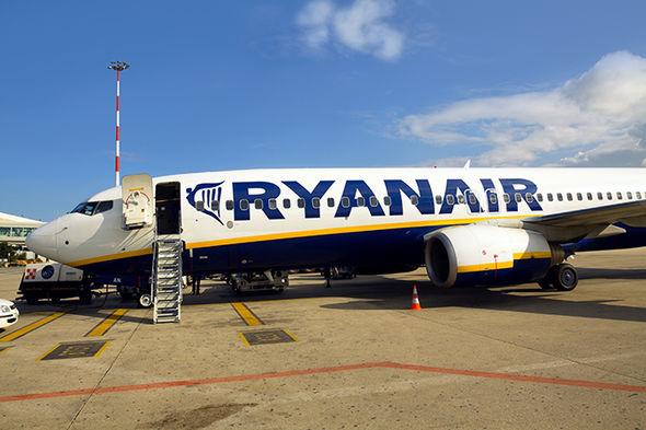 Ryanair flights summer holiday warning