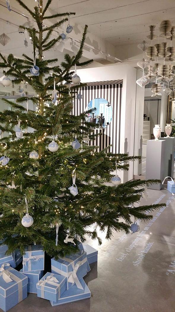 Wedgwood Christmas Tree Decorations Australia
