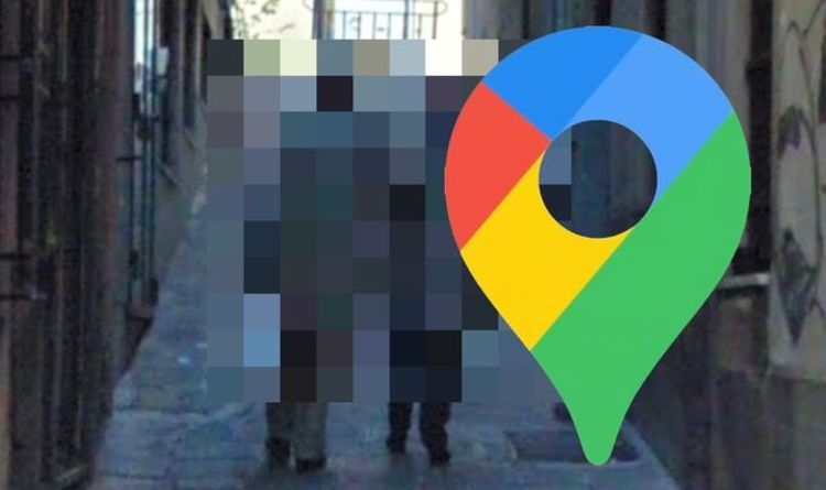 Google Maps Street View captures 'wholesome' moment of romance on the streets of Italy