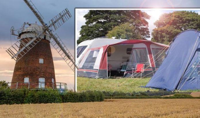 Camping & caravan holidays: Expert shares 'hidden gem' just an hour from London