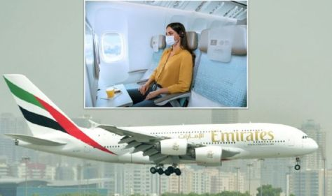 Flights: Emirates boosts Economy with new socially distanced seating