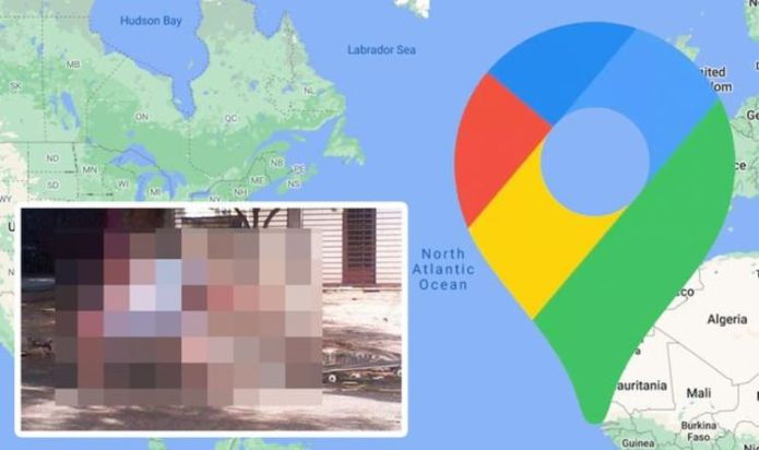 Google Maps Street View: Girl caught in nasty fall after embarrassing mishap
