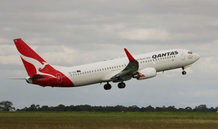 Qantas Airways boss says vaccines should be required for tourists to fly