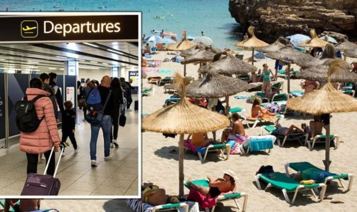 Spain to lift travel ban on UK arrivals from March in boost for summer holidays