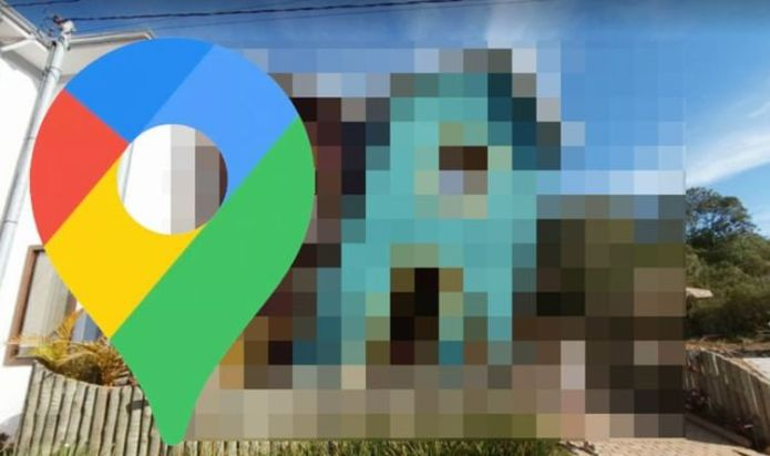Google Maps Street View: Bizarre 'crooked' house baffles users in Brazil