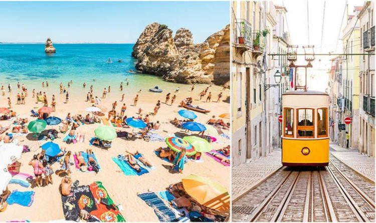 Portugal ranked 'best European destination' for 2021 holidays but when can Britons visit?
