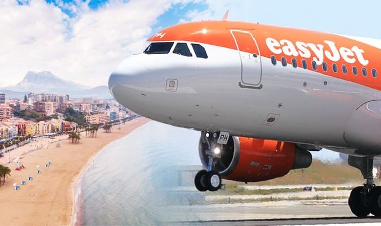 easyJet flights: Five new routes to European beaches as holidays for 2021 open up