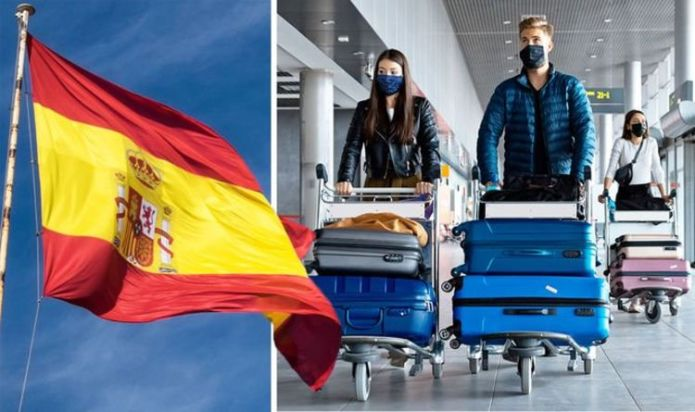 Spain holidays: Latest Foreign Office travel advice as Spain eases entry restrictions