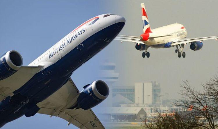 British Airways extends suspension of short-haul Gatwick flights - cancellation updates