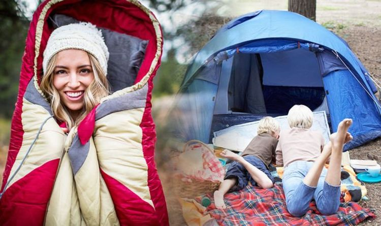 Camping & caravan holidays: Campers share clever sleeping bag tips ahead of April 12