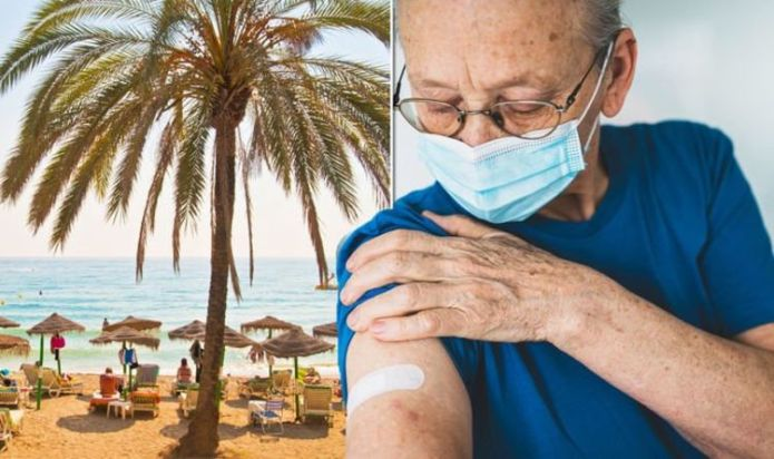 Costa del Sol panic: Spanish holiday hotspot fears losing Brits amid EU's slow vaccination