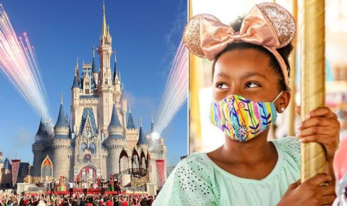 Disneyland rules: Strict coronavirus update - fireworks and parade swapped for face masks