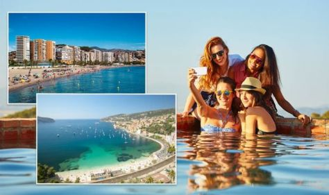 Croatia, France and Spain 'most sought after' holiday hotspots ahead of today's unveiling