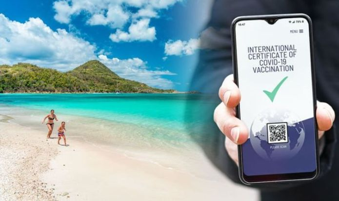 Full list of summer destinations as ANOTHER country allows in fully vaccinated Brits