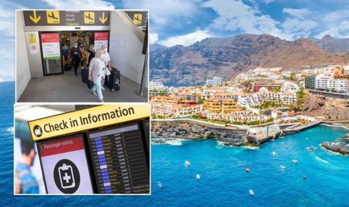 Spain travel: Amber list travel is 'easy and stress-free' - Brit 'happy to do it again'