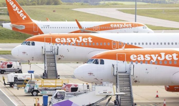Britons furious as easyJet cancels holidays and fails to offer alternative flights