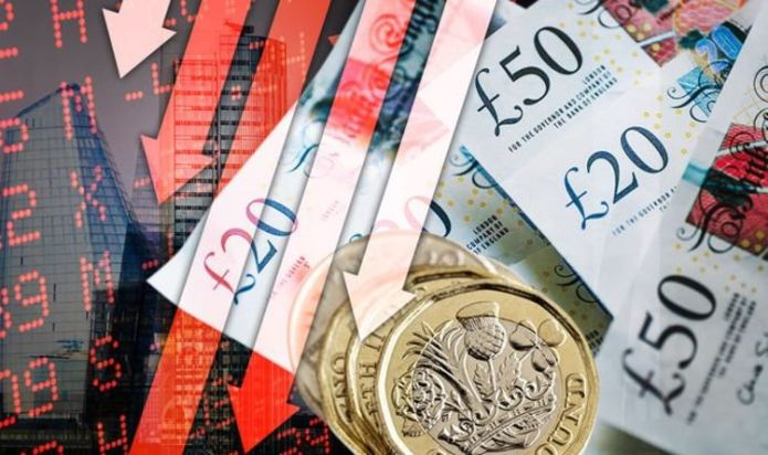 Pound to euro exchange rate: Sterling 'treading water' as value gradually decreases