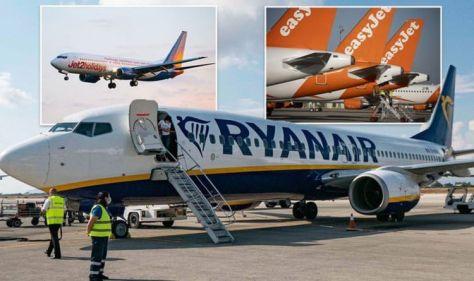 Flights: Jet2, TUI, Ryanair, and easyJet cancellations amid 'freedom day' devastation