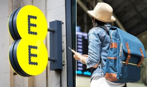 Holiday phone bill nightmare: EE announces post-Brexit EU roaming charges for Britons
