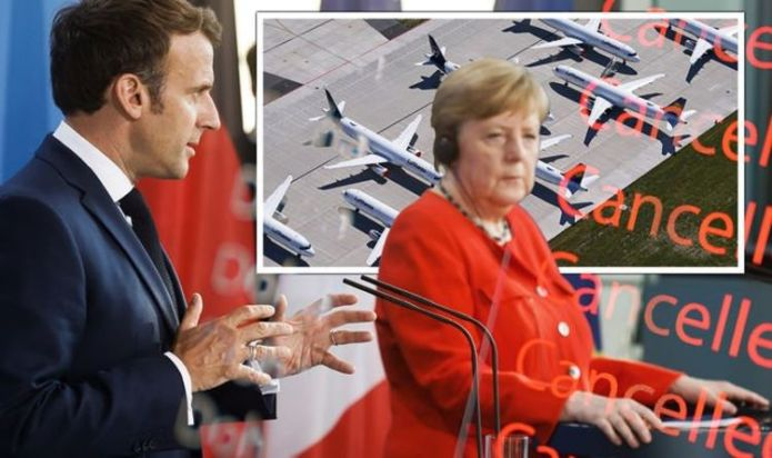 European holidays in danger as France and Germany push for UK quarantine at EU meeting