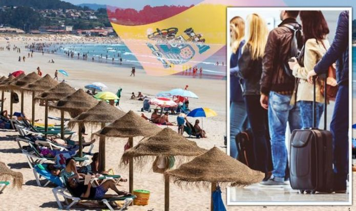 Spain quarantine rules a 'great way to decimate' tourism! Angry Brits vow to never return