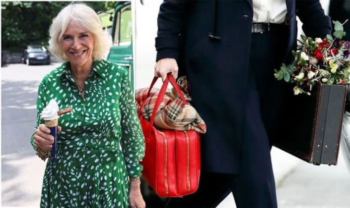 Camilla Parker Bowles shares her secret to 'healthy ageing' while travelling