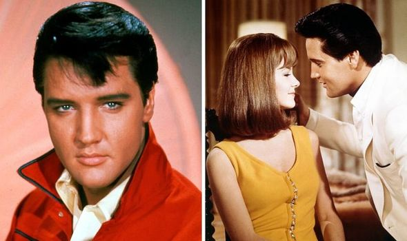 Elvis Presley's confidante on one which acquired away - the actress who DIDN'T fall for the King