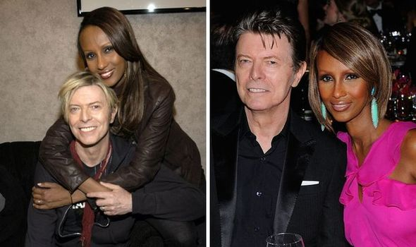 David Bowie Children Did Bowie Have Children With Supermodel Iman How Many Music Entertainment Express Co Uk