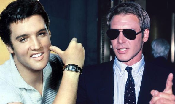 Elvis Presley harrison ford