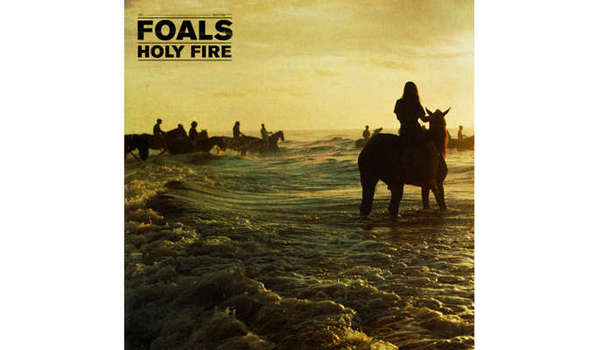 CD Review Foals Holy Fire Music Entertainment