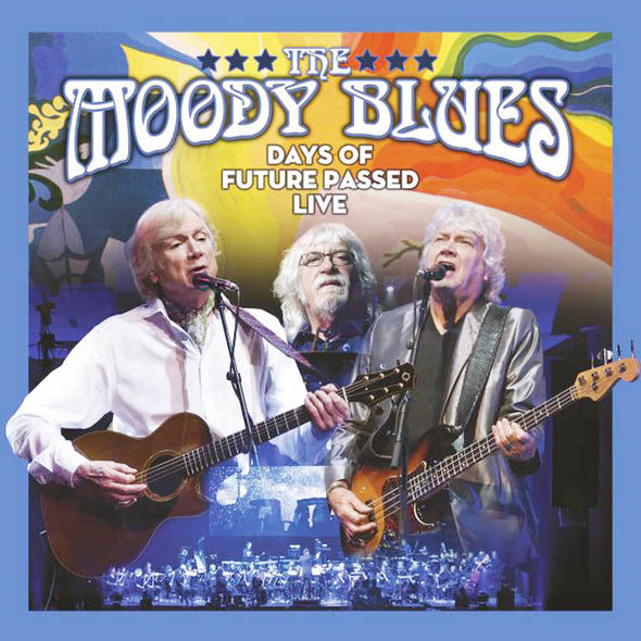 The Moody Blues are back with another great album