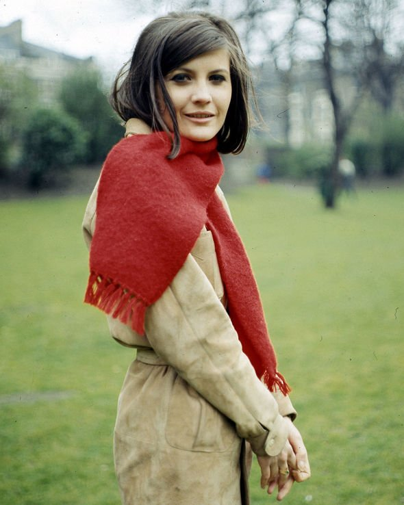 Sandie Shaw in 1965 aged 18