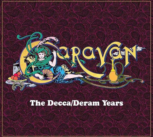 Caravan album cover