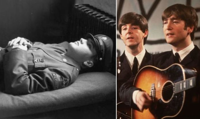 Elvis Presley was never the same again after army service in Germany, claimed The Beatles