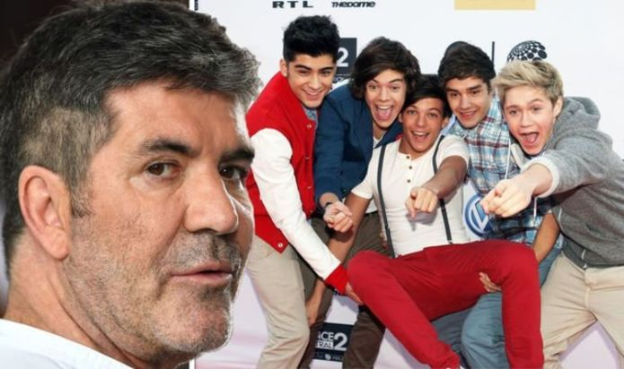 One Direction received a song from American Idol winner after Simon Cowell intervened