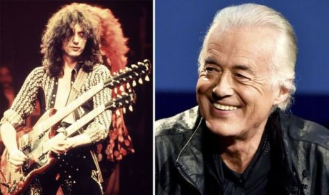 Led Zeppelin crowned Greatest Guitar Riff of All Time beating AC/DC, Ozzy and Deep Purple