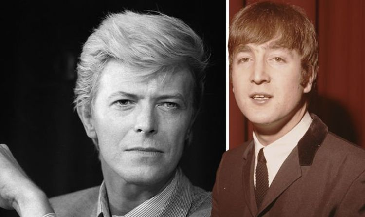 , John Lennon wrote a David Bowie chart-topper and sang back-up on it, The Evepost BBC News
