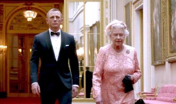 Queen demanded speaking part in Olympics James Bond sketch: 'I must say something'