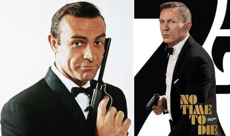 Daniel Craig shares his favourite James Bond movie is a Sean Connery classic – WATCH