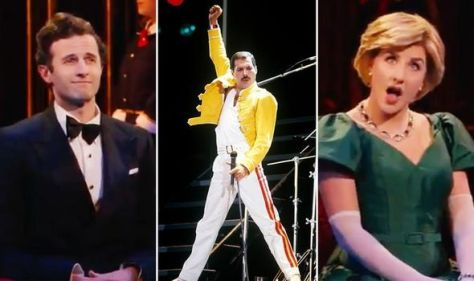 Diana Netflix musical: Di wanted Charles to be 'more like Freddie Mercury'– WATCH
