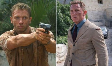 No Time To Die: The grim and gritty reality behind Daniel Craig's James Bond (EXCLUSIVE)