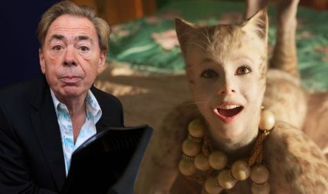 Andrew Lloyd Webber slams 'all wrong' Cats movie - wanted another director