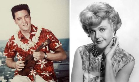 Elvis Presley's Blue Hawaii co-star Angela Lansbury remembers 'caring and sweet' King
