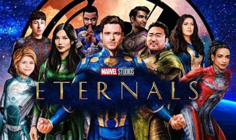 The Eternals: Kit Harington 'so proud' of Marvel's first gay couple and gay kiss