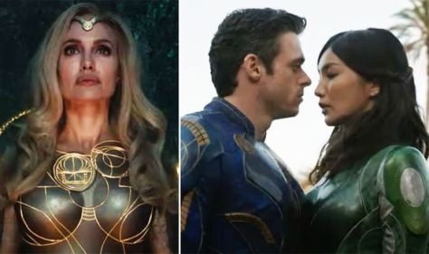 Eternals first reactions 'Sexiest Marvel movie' with 'shocking surprises' is 'masterpiece'